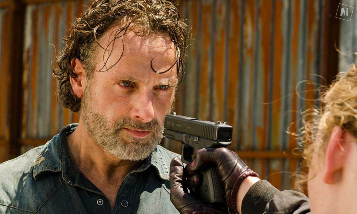 The Walking Dead : Andrew Lincoln (Rick) pliera bagage au cours de la saison 9