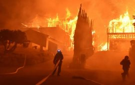 Les incendies de Californie suspendent les tournages de Westworld et SWAT