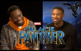 JayMaxVI interview les acteurs de Black Panther
