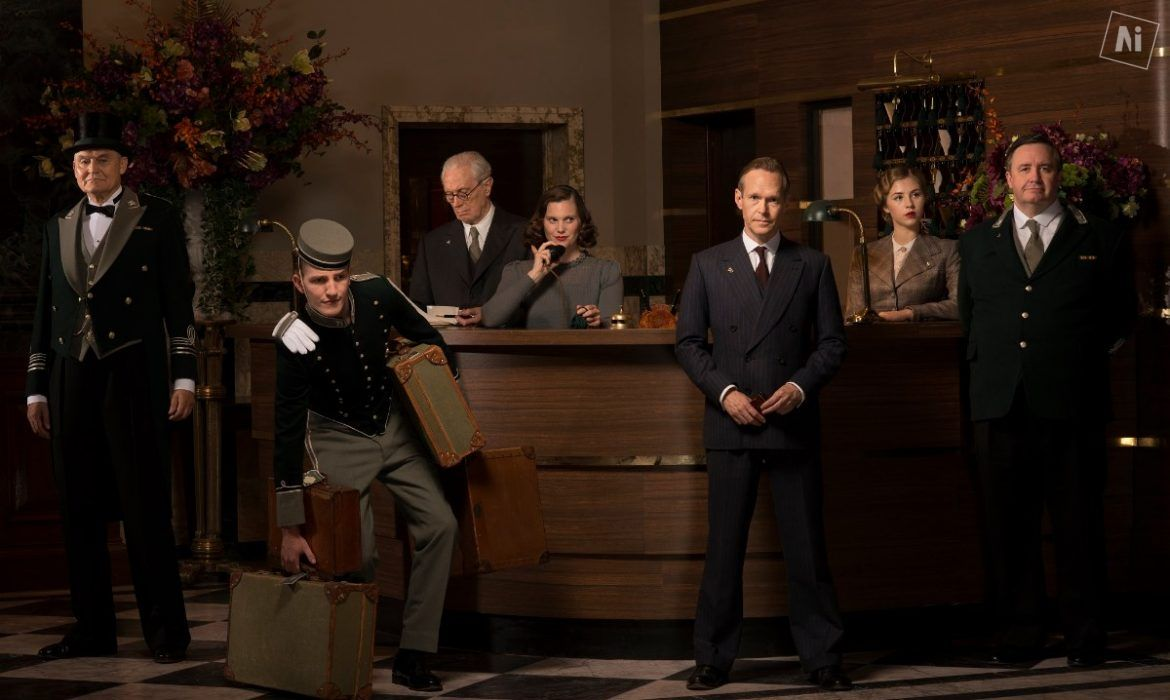 The Halcyon : la série britannique arrive sur France 3 demain