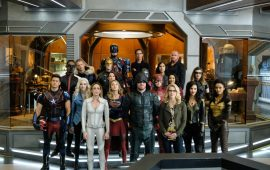 Une bande-annonce explosive pour le cross-over The Flash, Arrow, Supergirl, Legends of Tomorrow